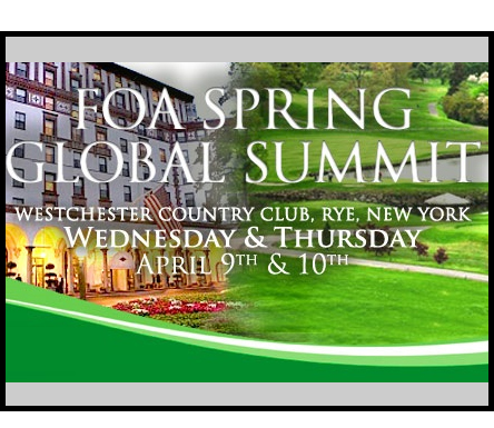 FOA Global Wealth Summit