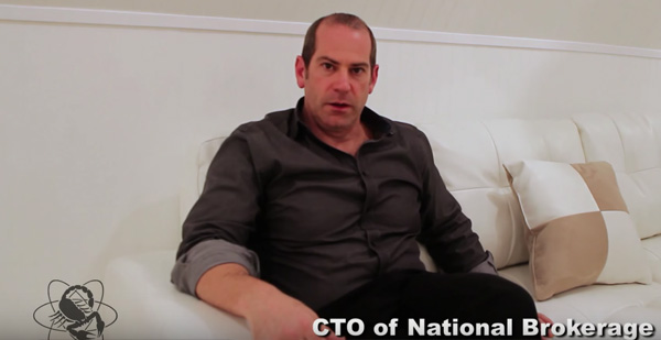 Testimonial - CTO of National Brokerage