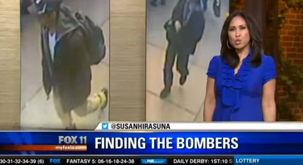 FOX News: Boston Bombing Video Forensics